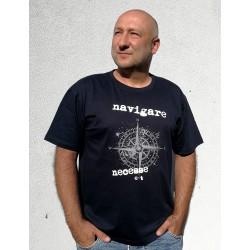 Koszulka męska premium NAVIGARE